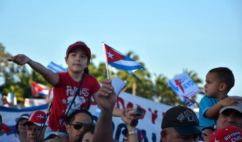 Solidaridad mundial en actos conmemorativos del 1° de mayo en Cuba