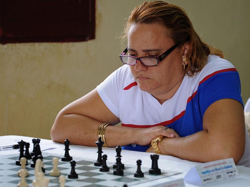 Lisandra Llaudy vs. Roxangel Obregón por la cima del ajedrez femenino